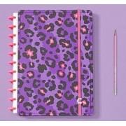 Caderno Inteligente Grande Lilac- CIGD4070