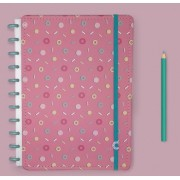 Caderno Inteligente Grande Lolly - CIGD4063
