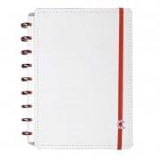 Caderno inteligente Médio - All White - CIMD3062