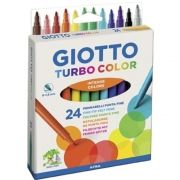 CANETA HIDR 24 C GIOTTO TURBO COLOR