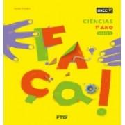CONJUNTO FAÇA - CIÊNCIAS - 1º ANO - EDITORA FTD