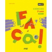 CONJUNTO FAÇA - CIÊNCIAS - 3º ANO - EDITORA FTD