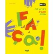 CONJUNTO FAÇA - CIÊNCIAS - 4º ANO - EDITORA FTD