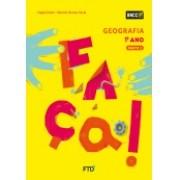 CONJUNTO FAÇA - GEOGRAFIA - 1º ANO - EDITORA FTD