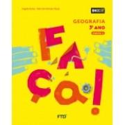 CONJUNTO FAÇA - GEOGRAFIA - 3º ANO - EDITORA FTD