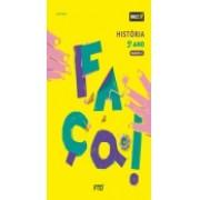 CONJUNTO FAÇA - HISTÓRIA - 5º ANO - EDITORA FTD