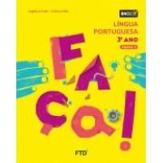 CONJUNTO FAÇA - LÍNGUA PORTUGUESA - 3º ANO - EDITORA FTD