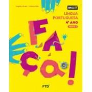 CONJUNTO FAÇA - LÍNGUA PORTUGUESA - 4º ANO - EDITORA FTD