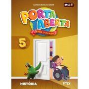 Conjunto Porta Aberta - História - 5º Ano - Ed. FTD