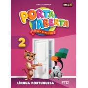 Conjunto Porta Aberta - Língua Portuguesa - 2º Ano - Ed. FTD
