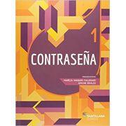 Contrasena. Libro Del Alumno - Volume 1 - Santillana