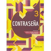 Contrasena. Libro Del Alumno - Volume 3 - Santillana