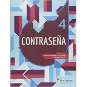 Contrasena. Libro Del Alumno - Volume 4 - Santillana