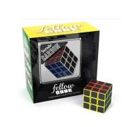 Cubo mágico profissional Fellow Cube Carbon 3X3X3