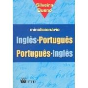 DICIONARIO INGLES/PORT PORT/INGLES SILVEIRA BUENO - FTD