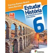Estudar História 6 Edição 3 - Capa Comum – 30 ago 2019