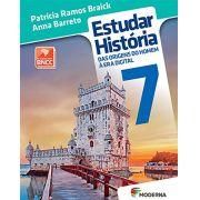 Estudar História 7 Edição 3 - Capa Comum – 30 ago 2019