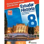 Estudar História 8 Edição 3 - Capa Comum – 30 ago 2019