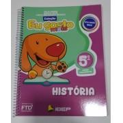 Eu Gosto Mais: História - 5º Ano - Editora FTD