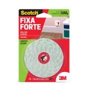 FITA FIXA FORTE  SCOTCH 3M            12MM X1,5M - AMBIENTE INTERNO