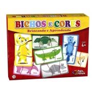 Jogo Bichos e Cores - Brincando e Aprendendo - Pais & Filhos