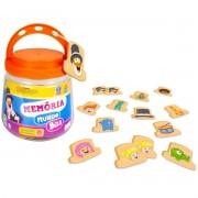 Jogo Da Memória Mundo Bita Infantil Pedagógico - Nig Brinquedos