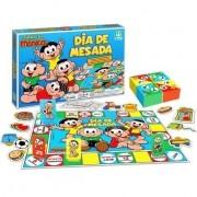 Jogo Dia De Mesada Turma Da Mônica - Nig Brinquedos