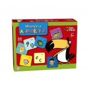 Jogo Memória Alfabética - Pais & Filhos