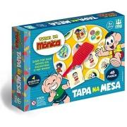 Jogo Tapa na Mesa Turma da Mônica - Nig Brinquedos