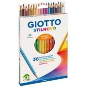 Lápis de Cor Giotto Stilnovo com 36 cores