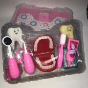 Maleta Kit Dentista Grande - Paki Toys