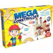 Mega Construções em Madeira - 150 Peças - Pais & Filhos