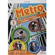 Metro 1 - Student Book e Workbook