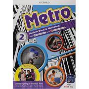 Metro 2 - Student Book e Workbook