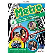 Metro 3 - Student Book e Workbook