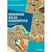 Moderno Atlas Geográfico - Ed Moderna