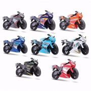 Moto RM Racing Motorcycle - 34.5 Cm