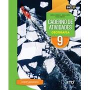 Panoramas Geografia - Caderno de Atividades - 9º ano - Ftd