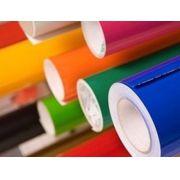 Papel adesivo contact cores lisas - Colacril