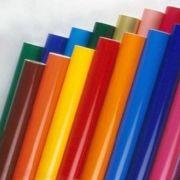 Papel adesivo cores lisas - Colacril