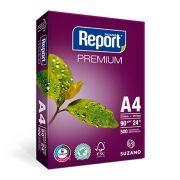 PAPEL SULFITE A4 90G  PCTE 500F REPORT PREMIUM