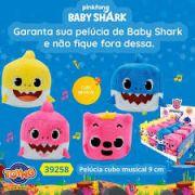 Pelúcia Musical Baby Shark Cubo Pinkfong - Toyng