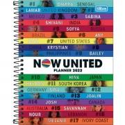 Planner Espiral Now United 2022
