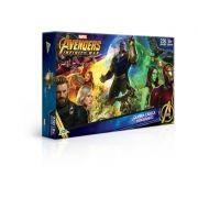 Quebra-cabeça 250 peças Panorâmico - Os Vingadores: Guerra Infinita