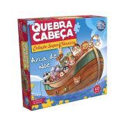 Quebra-Cabeça - Arca de Noé - 60 Peças - Pais & Filhos