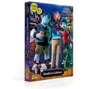 Quebra-cabeça Dois Irmãos 100 peças - Toyster