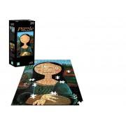 Quebra-Cabeça - Mona Lisa - 260 Peças - Nig Brinquedos