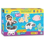 Quebra-Cabeça Progressivo Baby Bita e os Animais - Nig Brinquedos