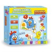 Quebra-Cabeça Progressivo Galinha Pintadinha - Nig Brinquedos