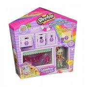 Shopkins Happy Places - Casinha Surpresa Rainbow Beach - DTC